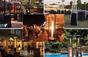 All About Gas Patio Heaters