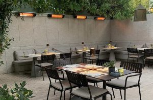 5 Best Infrared Heaters for Patios and Gardens